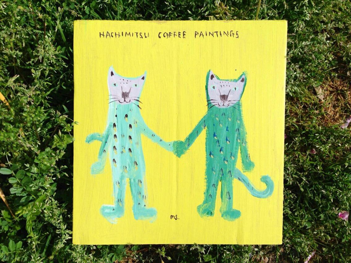 モンキーシオタが描くちょっとしょっぱい猫たち