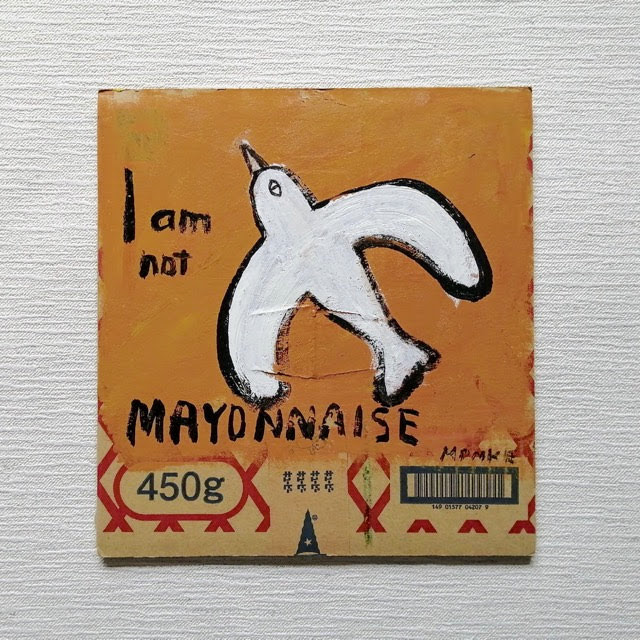 NOT FOR MAYONNAISE 02