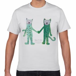 いつも友達Tシャツ【あなたが1枚買ったらお友達に1枚プレゼント】